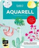Kreativwerkstatt: Aquarell-Motive Step by Step