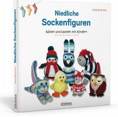 Niedliche Sockenfiguren - Brischnik, Irene