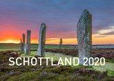 Schottland Exklusivkalender 2020