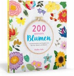 200 gestickte Blumen - Gula, Kristen