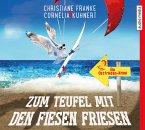 Zum Teufel mit den fiesen Friesen / Ostfriesen-Krimi Bd.6 (4 Audio-CDs)