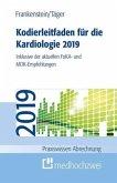 Kodierleitfaden für die Kardiologie 2019