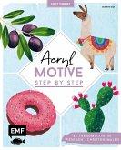 Kunst kompakt: Acryl-Motive Step by Step