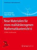 Neue Materialien für einen realitätsbezogenen Mathematikunterricht 6