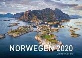 Norwegen Exklusivkalender 2020
