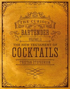 The Curious Bartender Volume II (eBook, ePUB) - Stephenson, Tristan