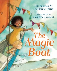 The Magic Boat Read-Along (eBook, PDF) - Pearson, Kit; Farris, Katherine