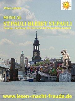 St. Pauli bleibt St. Pauli (eBook, ePUB)