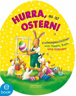 Hurra, es ist Ostern! (eBook, ePUB) - Ondracek, Claudia