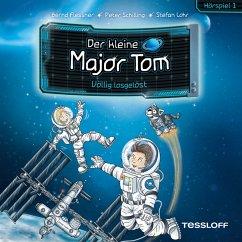 Der kleine Major Tom. Hörspiel 1: Völlig losgelöst (MP3-Download) - Flessner, Bernd; Schilling, Peter