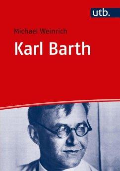 Karl Barth (eBook, ePUB) - Weinrich, Michael