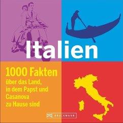 Italien 1000 Fakten (Mängelexemplar)
