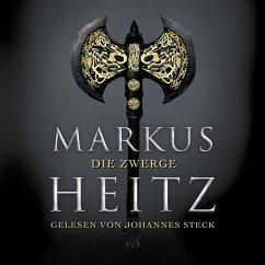 Die Zwerge Bd.1 (MP3-Download) - Heitz, Markus