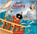 Käpt'n Sharky und die geheimnisvolle Nebelinsel / Käpt'n Sharky Bd.13 (1 Audio-CD)