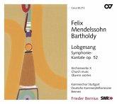"Sinfonie 2 ""Lobgesang""-Kirchenwerke Vol.10"