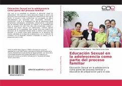 Educación Sexual en la adolescencia como parte del proceso familiar