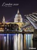 London 2020 Posterkalender