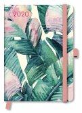 Floral 2020 GreenLine Taschenkalender/Diary