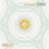 GreenLine Namaste 2020. Mini-Broschürenkalender