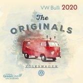 GreenLine VW Bulli 2020 Mini-Broschürenkalender
