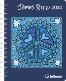 James Rizzi 2020 Buchkalender Deluxe