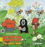 Der kleine Maulwurf 2020. Postkartenkalender