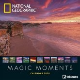 National Geographic: Magic Moments 2020 Broschürenkalender