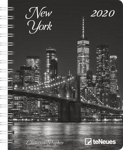 New York 2020 Buchkalender Deluxe