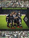 Borussia Mönchengladbach Posterkalender 2020