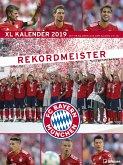 FC Bayern München XL Kalender 2020