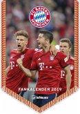 FC Bayern München Mini-Bannerkalender 2020