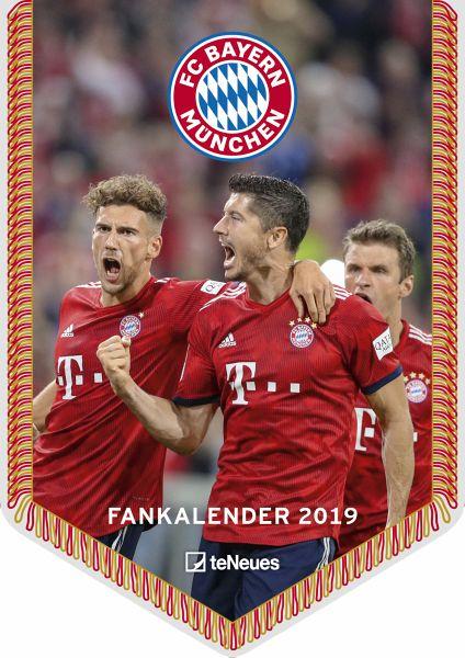 FC Bayern München Mini-Bannerkalender 2020 - Kalender