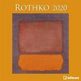 Rothko 2020 Broschürenkalender