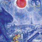 Chagall 2020 Broschürenkalender