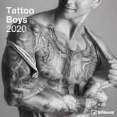Tattoo Boys 2020 Broschürenkalender