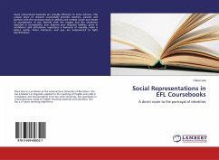 Social Representations in EFL Coursebooks