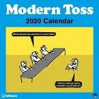 Modern Toss 2020 Broschürenkalender