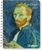 Van Gogh 2020 Buchkalender Deluxe