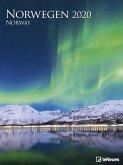 Norwegen 2020 Posterkalender