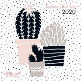 GreenLine Spikey Lifestyle 2020 Broschürenkalender