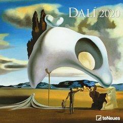 Dalí 2020 Broschürenkalender - Dalí, Salvador