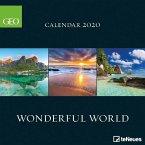 GEO Wonderful World 2020