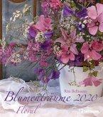 Blumenträume 2020 Wandkalender