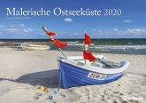 Malerische Ostseeküste 2020 Wandkalender