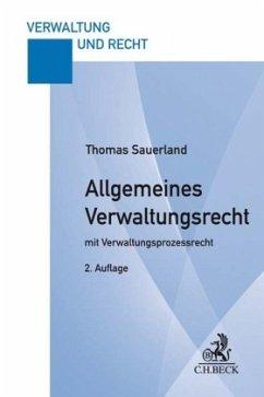 Allgemeines Verwaltungsrecht - Sauerland, Thomas