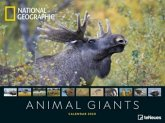 National Geographic Animal Giants 2020
