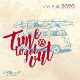 GreenLine VW Bulli 2020 Broschürenkalender