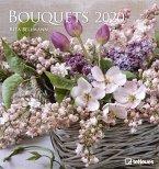 Bouquets 2020 Wandkalender