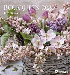 Bouquets 2020 Wandkalender - Bellmann, Rita