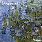 Monet 2020 Broschürenkalender